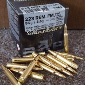 SB .223 Rem. FMJ