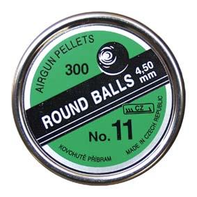 Diabolo Round Balls no. 11