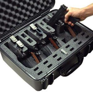 kufry na zbraně a náboje