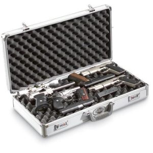 Pouzdra a kufry na zbraně