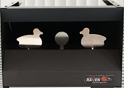 Střelnice Raven dvě kačeny