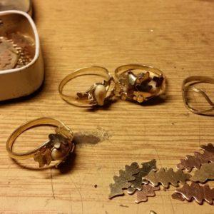 lovecké šperky - pro myslivce