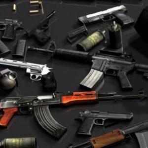 Komisní zbraně