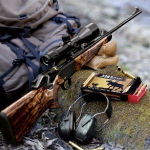 Pušky a kulovnice lovecké
