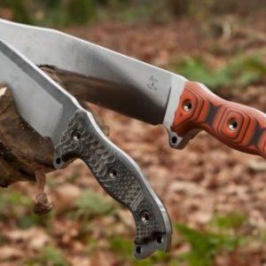 Nože a bodáky